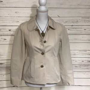🌹Just in - J. Crew Jacket in cream, size S